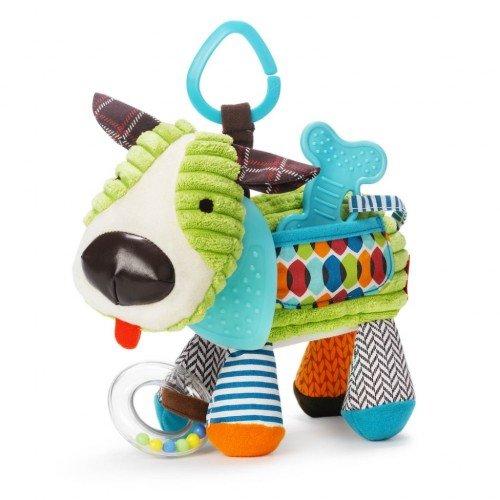 Мека играчка с чесалка за зъбки
